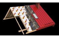 Thermano - docieplenie dachu