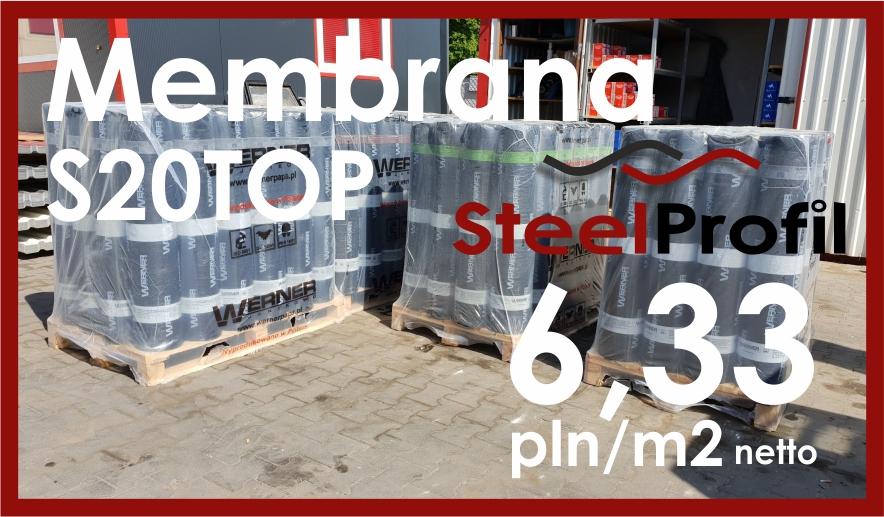 Membrana S20