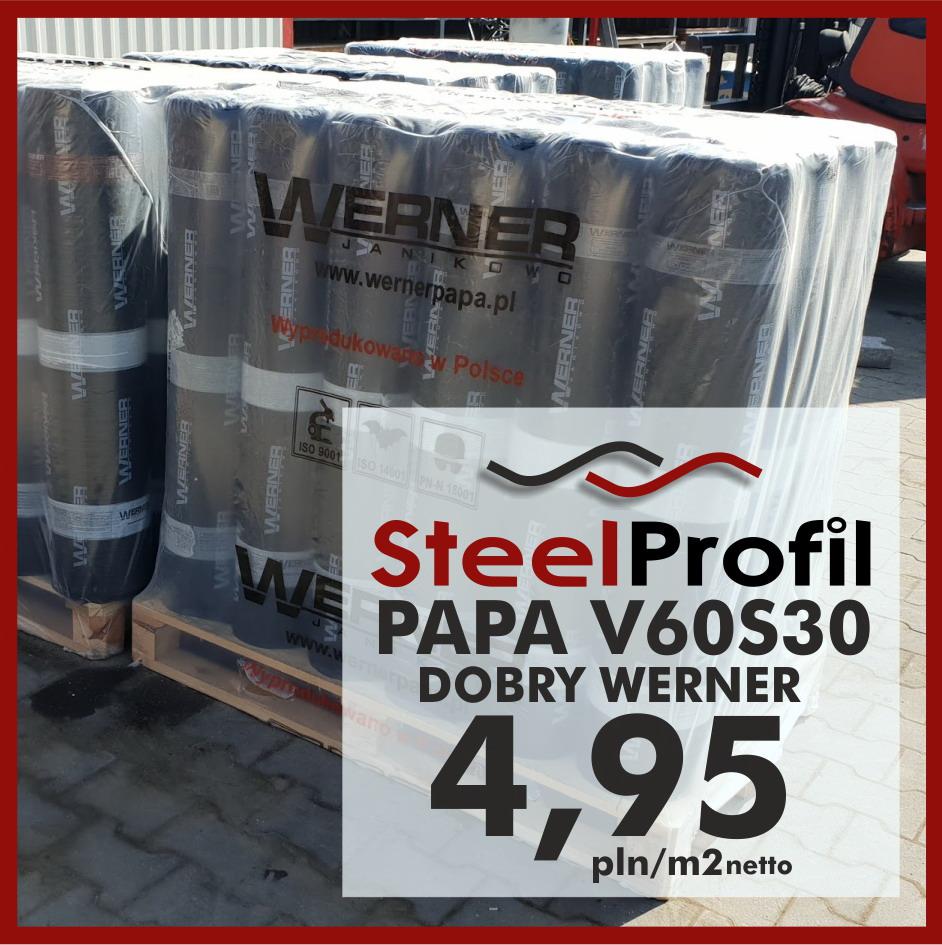 Papa Dobry Werner Podkładowa V60S30