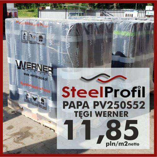 Tania 5.2 Papa Tegi Werner PV250S52