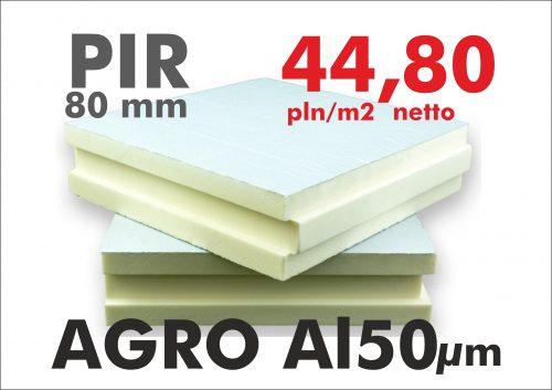 Płyta poliuretanowa AGRO